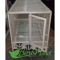 Folding Breeding Cage for African Grey, Raw, Ringneck etc