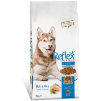 Reflex Fish and Rice Adult Dog Food