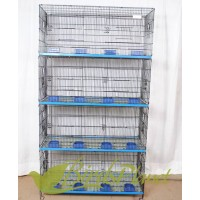Folding cage12 portion 12x18x18