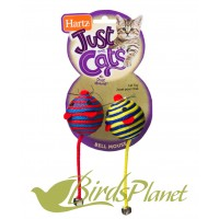 Hartz® Just For Cats® Bell Mouse®